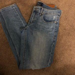 Lucky Skinny Charlie Jeans